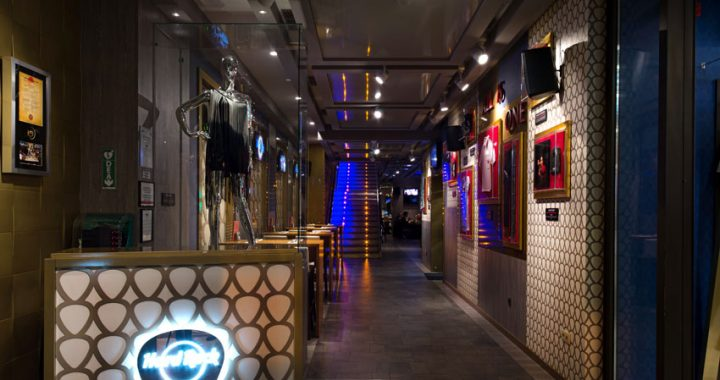 Hard Rock Cafe: revolucionando el concepto Food, Drinks & Events en España