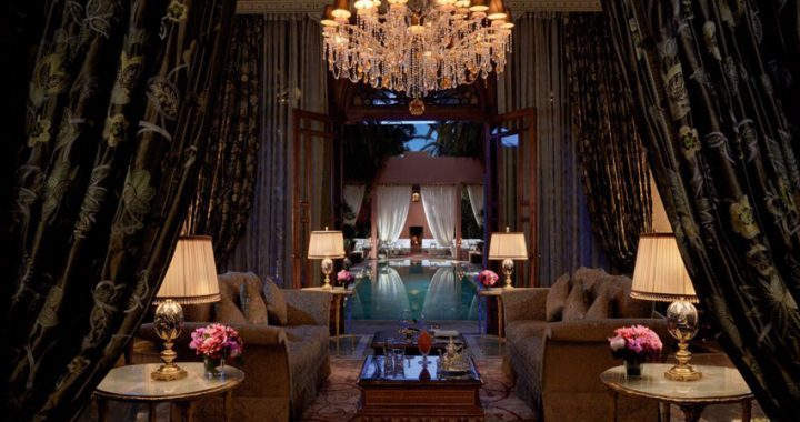 Royal Mansour Marrakech: lujo eterno inimitable e indeleble